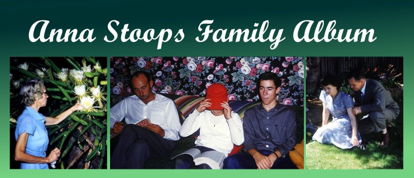 Anna Stoops Family Album
